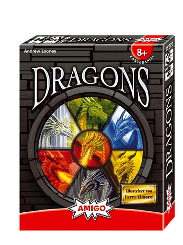 dragons kartenspiel