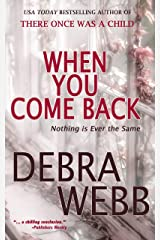 When You Come Back Kindle Edition