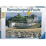 Ravensburger Tenby Harbour 500 piece jigsaw puzzle