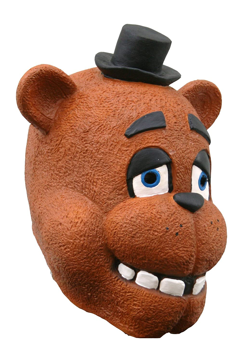 Amazon.com: Adult Five Nights at Freddys Freddy Fazbear Costume Mask: Clothing