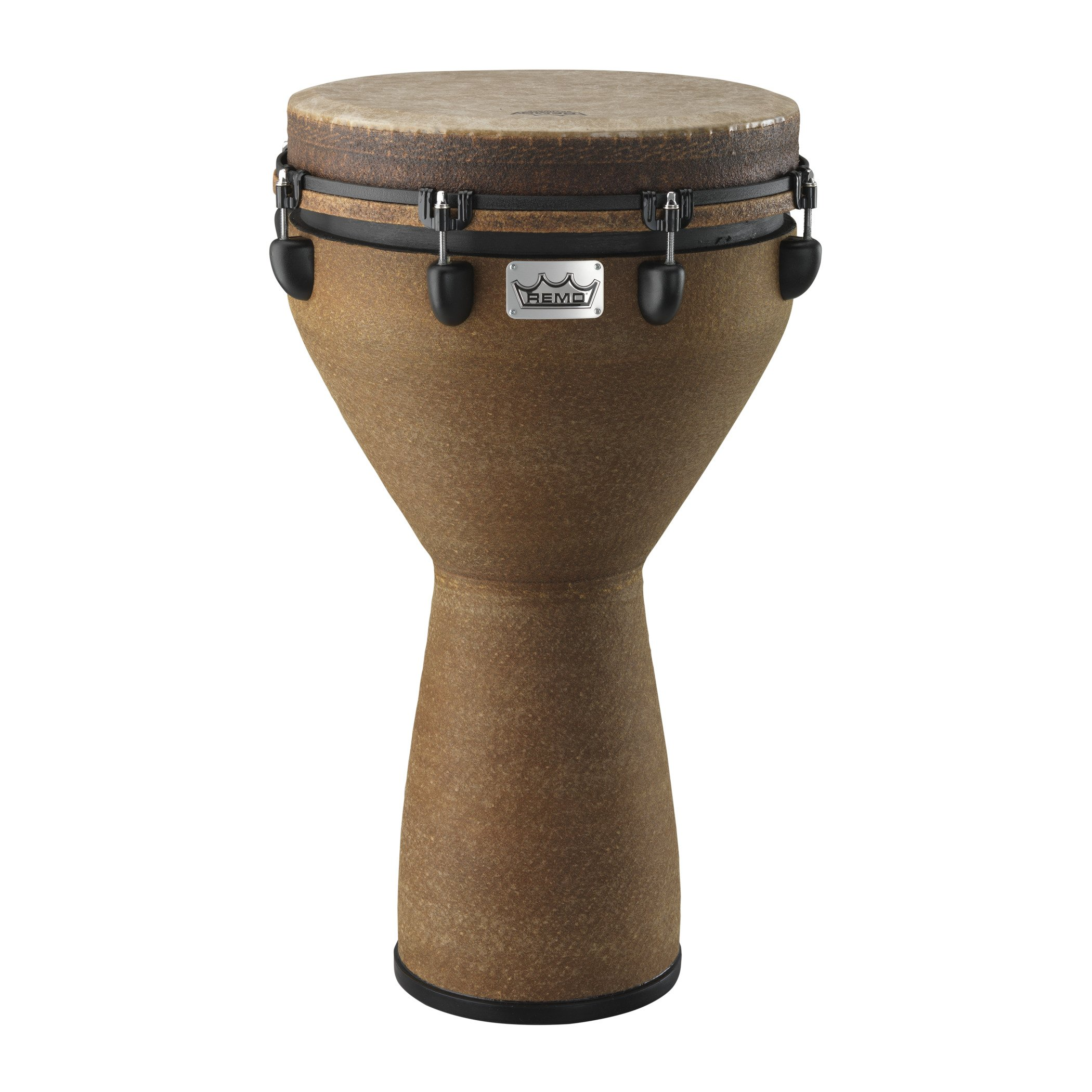 Remo DJ-0014-05 Mondo Djembe Drum - Earth, 14''
