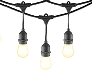 Mr. Beams String Lights, 2W S14 Bulb