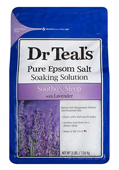 Image result for lavender epsom salt