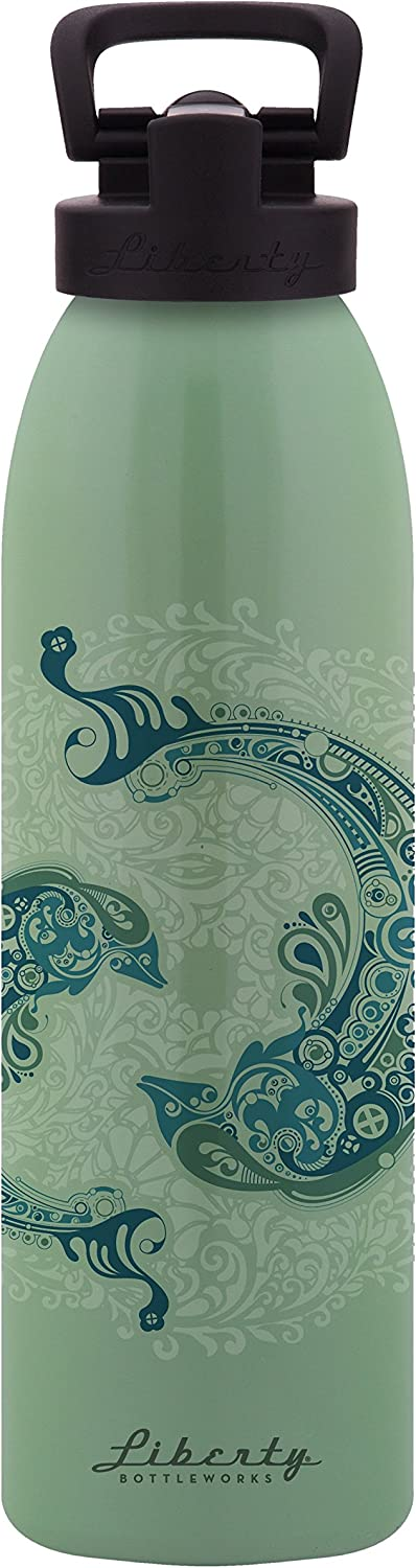 Made in USA Liberty Bottleworks Courtship Aluminum Water Bottle