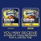 Gillette Fusion5 ProGlide Men's Razor Blades - 12