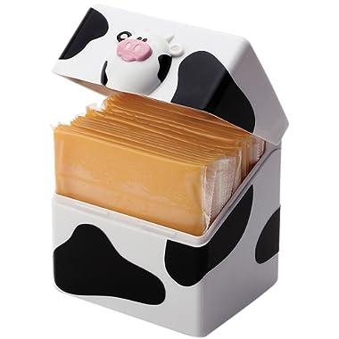 MSC International 40701 Joie Moo Cow Cheese Slice Holder Pod
