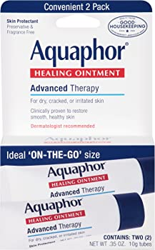 3-Count Aquaphor Advanced Therapy Healing Ointment 0.35 Oz Tube