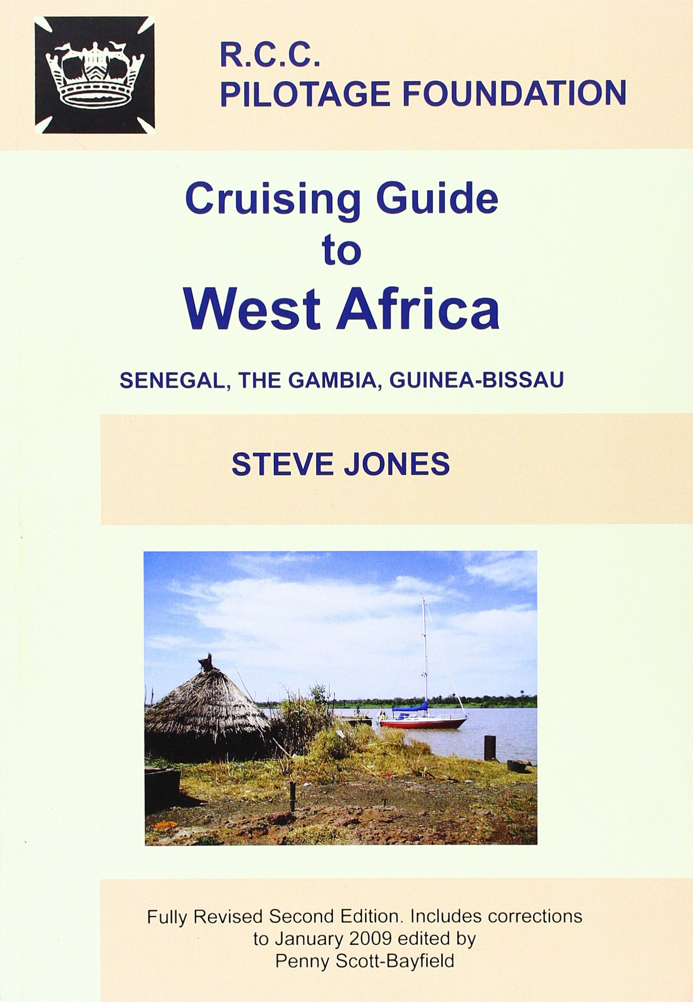 Cruising Guide To West Africa ebook