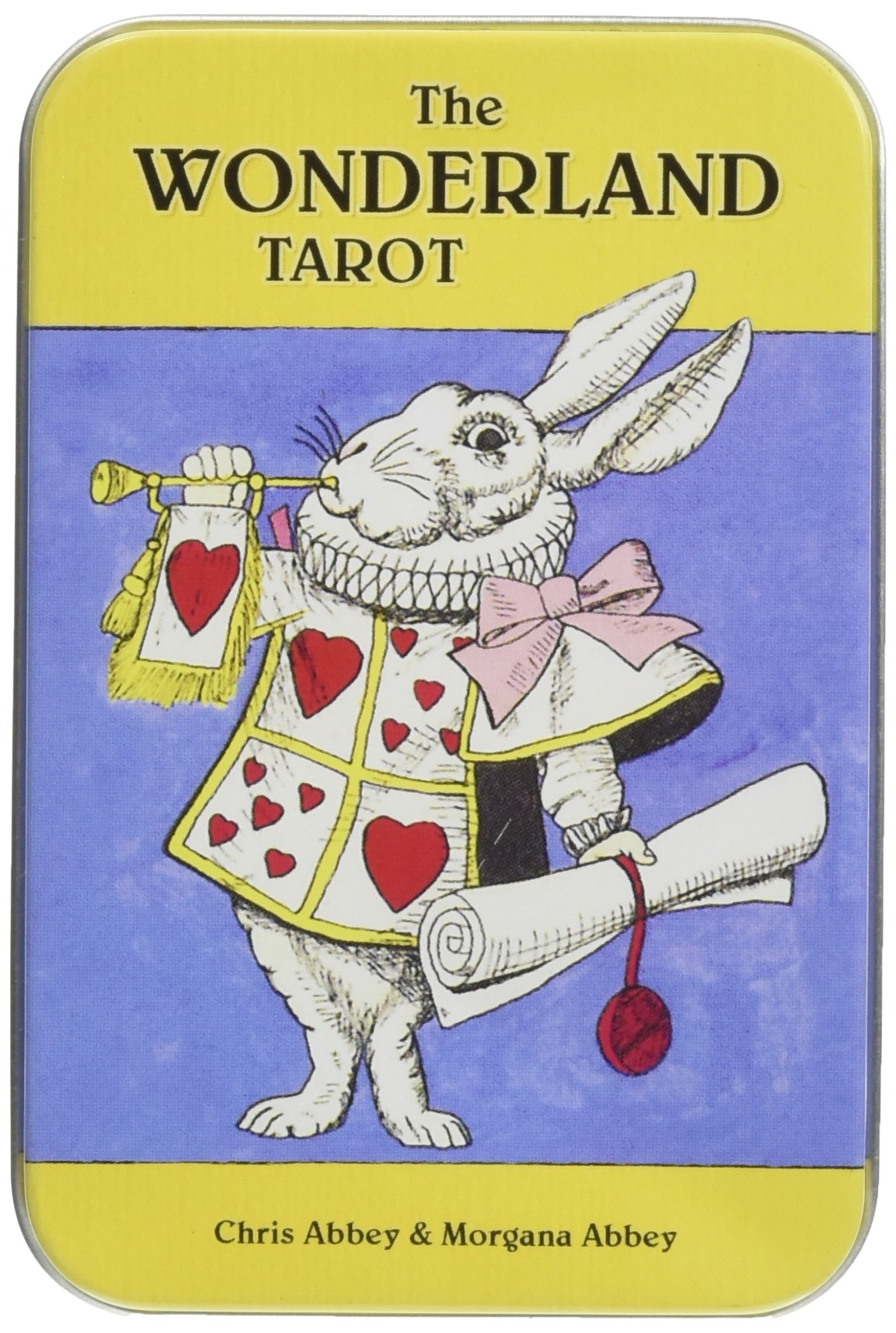Wonderful Tarot in a Tin: Abbey, Chris, Abbey, Morgana: 9781572818798: Amazon.com: Books