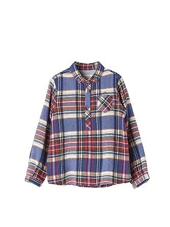 20e1a9a4e Amazon.com  Nanos Premium Boy Shirt Blouse  Clothing