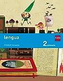 Lengua. 2 Primaria. Savia - Pack de 3 libros - 9788467575057