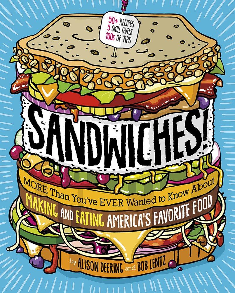 Sandwiches book cover