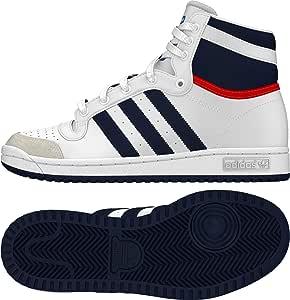 Chaussures Kid Adidas Montante Top Ten: Amazon.es: Deportes y aire libre