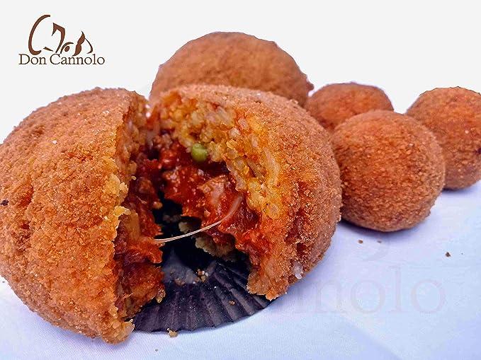 24 arancini freschi al ragù espressi (800 g) B07GYRBPC7