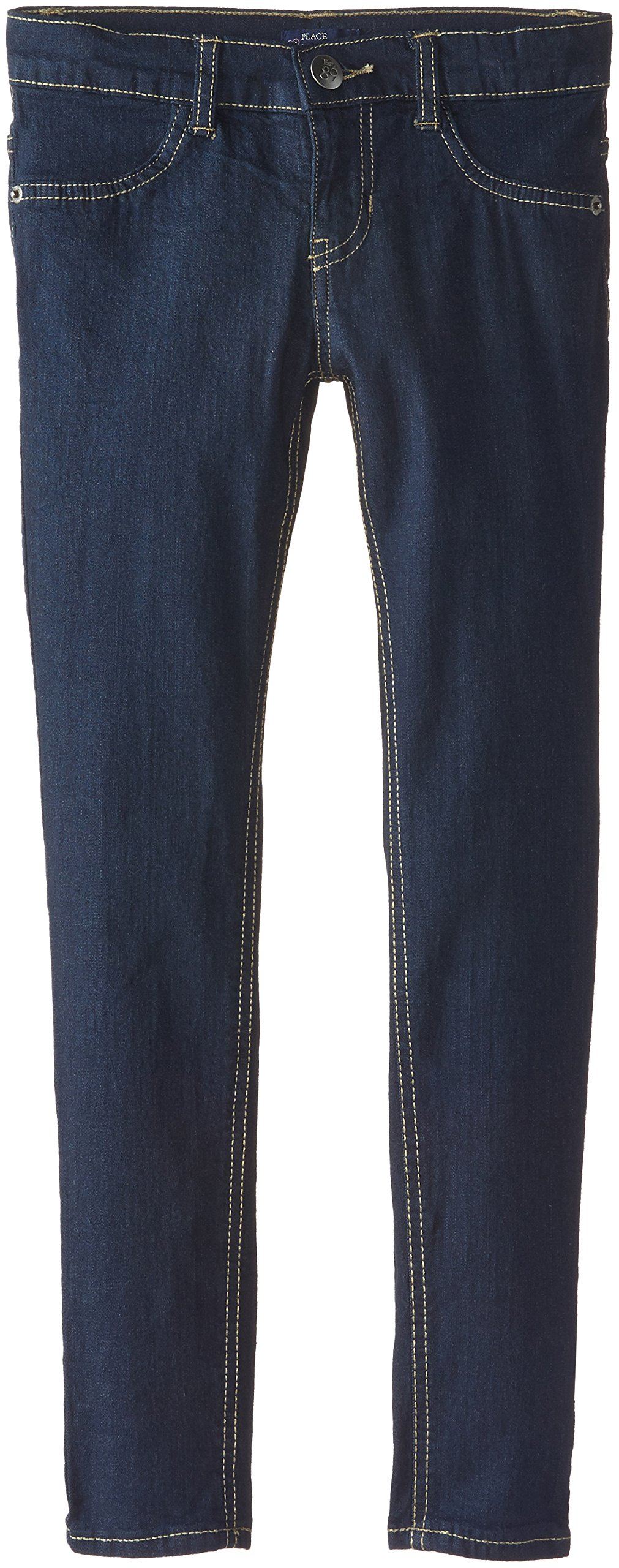 The Children's Place Big Girls' Jeggings, Odyssey 04424, 14