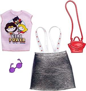 Barbie DC Comics Supergirl Fashion Pack Mattel FKR78