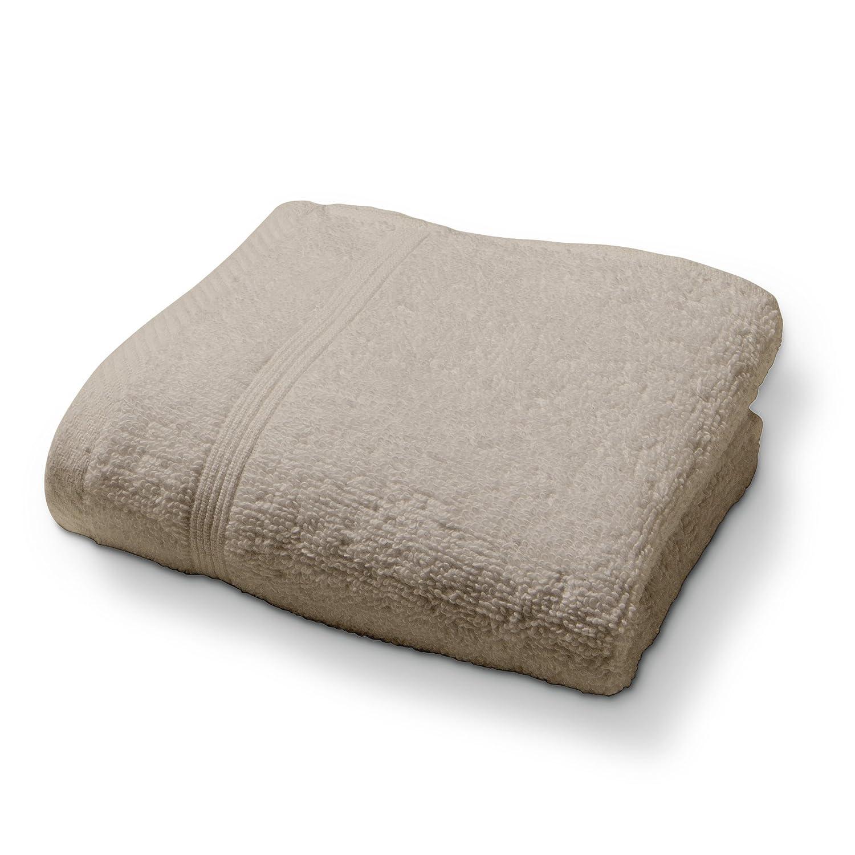 Cotton 50x30/cm Putty Guest Towels