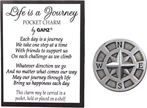 Ganz Pocket Tokens (Life is a Journey Compass)