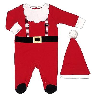 Baby Boy Sleepers Unisex Footless Pajamas Long Sleeve Sleepsuit Coveralls  Cotton Snap Sleep and Play. Now  12.99 14.99. Baby Boys Christmas 2 Piece  Santa ... 7d2225118