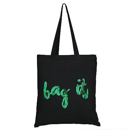 amazon com ecoright reusable 100 cotton ecofriendly tote bag
