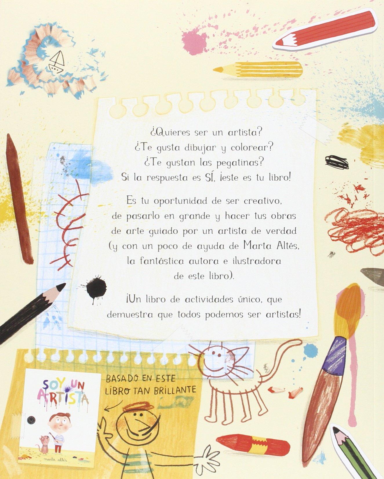 Eres un artista: Amazon.es: Marta Altés, Isabel Obiols: Libros