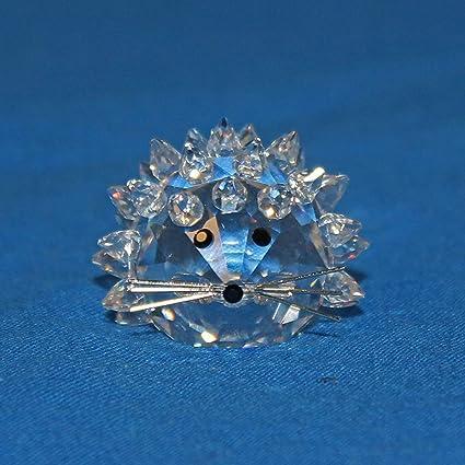 Cristal de Swarovski Réplique 183273 Hérisson figurine
