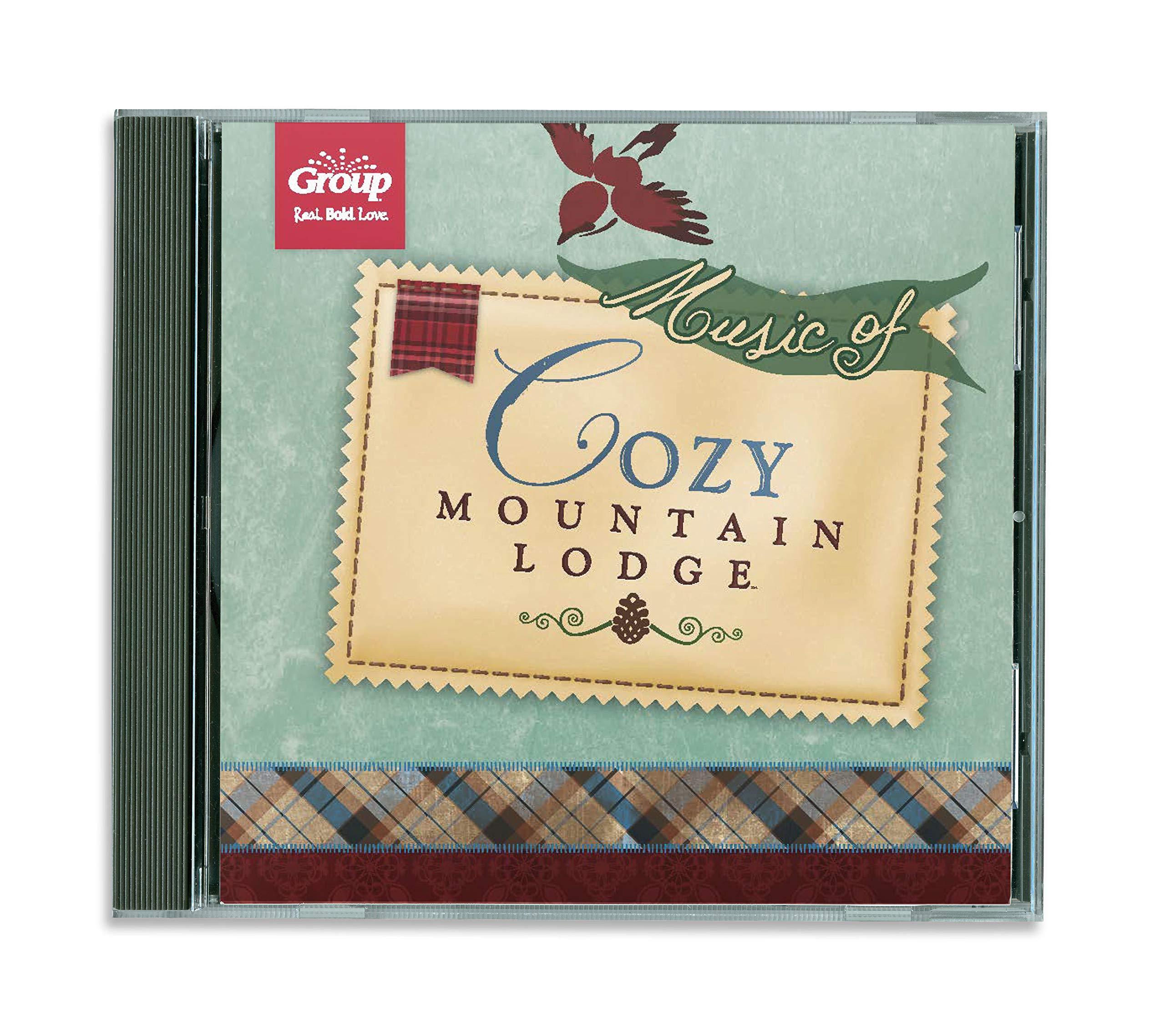 Music of Cozy Mountain Lodge (retreat program music): Group