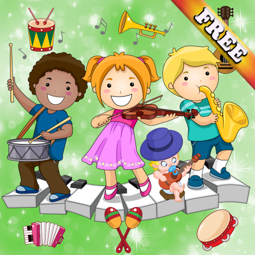 - Music Games for Toddlers and Kids : discover musical instruments and their sounds ! FREE app
