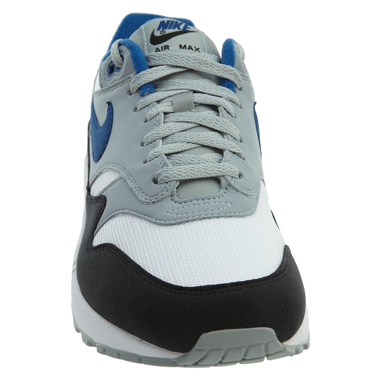 the latest 54571 3b828 ... Nike Air Max 90 Hombre Azul Zapatillas De Running  tela, cuero. Suela  de Tela Material de cana de bota Tela,cuero . ...