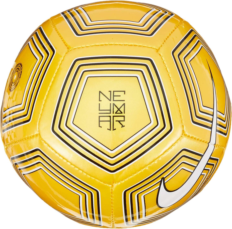 Nike Neymar Skills – Balón de fútbol, Amarillo/White/Black, 1 ...