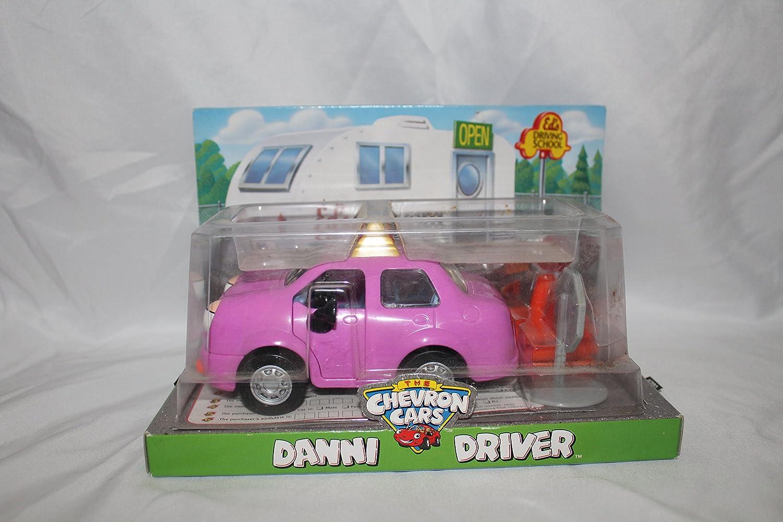 The Chevron Cars Danni Driver