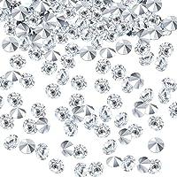 10000 Trasparente Cristalli di Coriandoli a Dispersione da Tavolo per Matrimoni Strass in Acrilico per Decorazioni Centrotavola Decorazioni di Nozze Bridal Shower Decorazioni Vase Perline