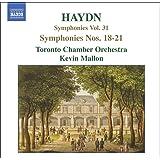 Symphonien Nr. 18-21