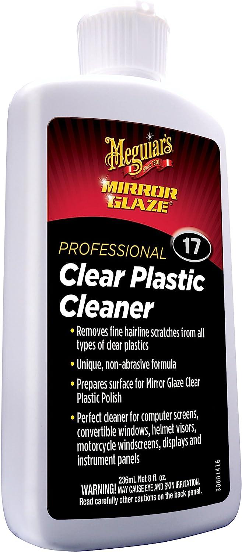 Meguiar's M1708 Plastic Cleaner