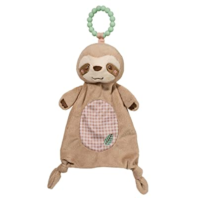 Cuddle Toys 6365 Sloth Teether: Toys & Games