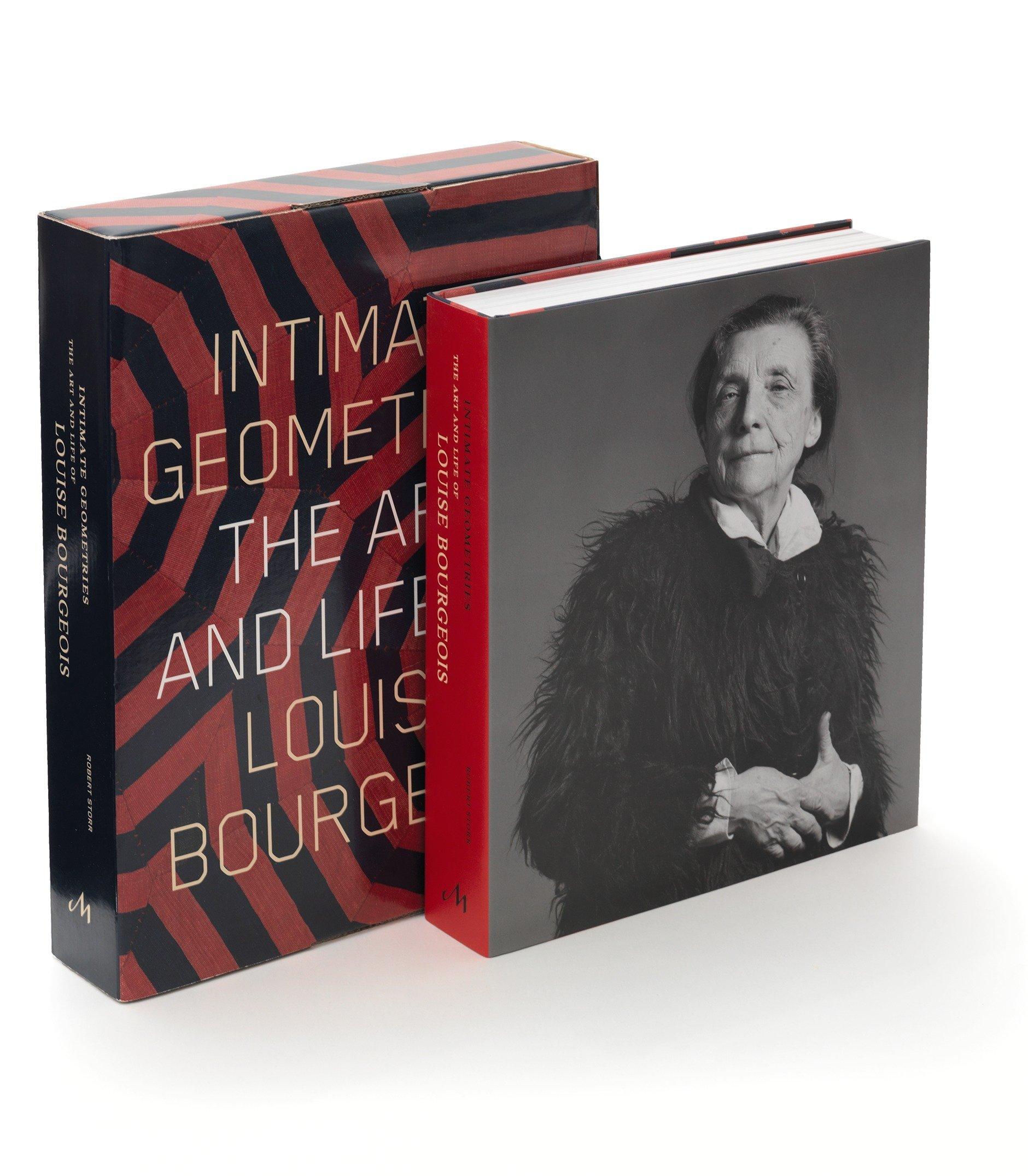 Intimate Geometries: The Art and Life of Louise Bourgeois by Monacelli Press