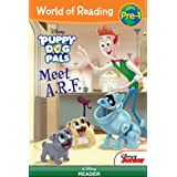 World of Reading: Puppy Dog Pals: A.R.F.
