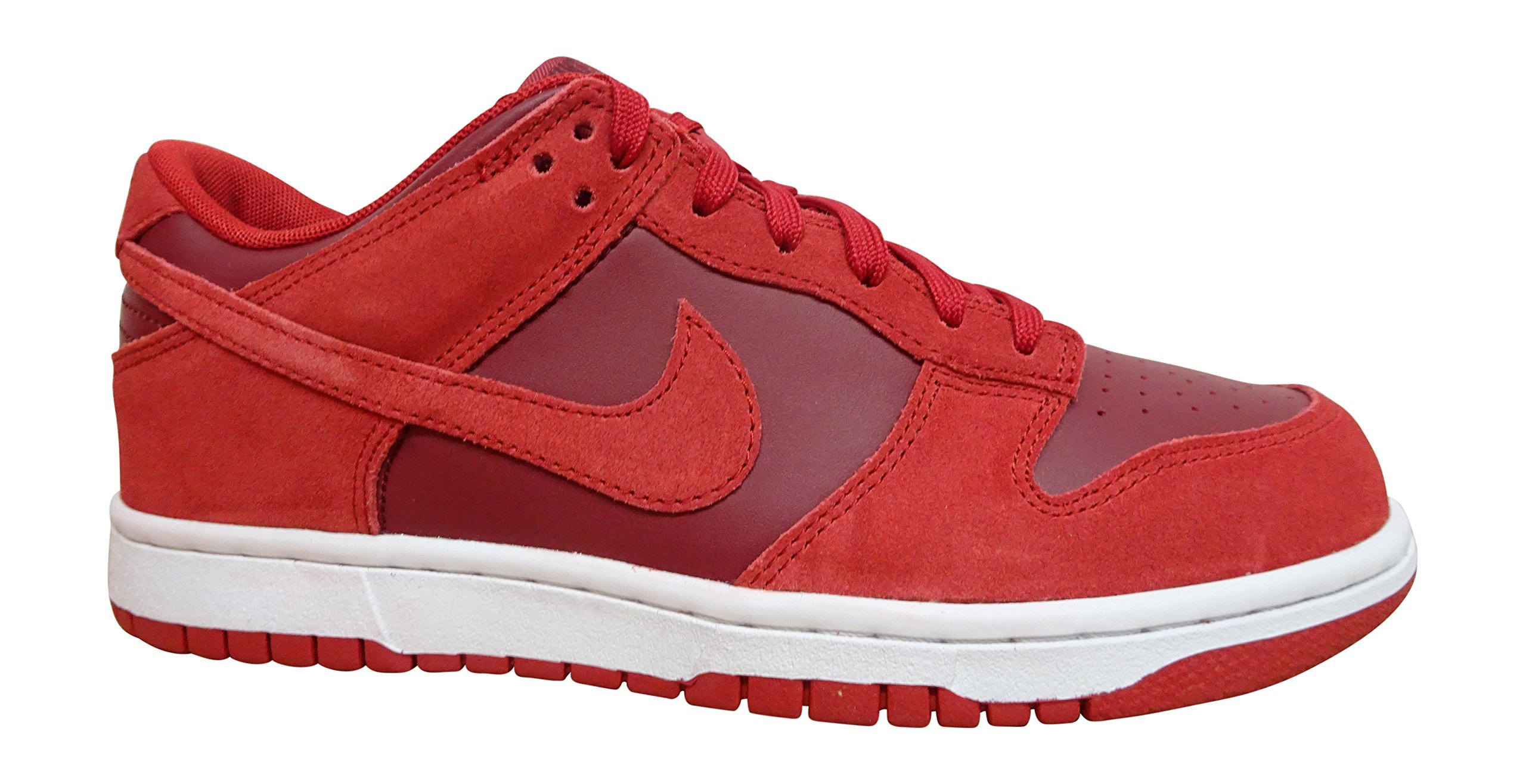Nike Dunk Low Mens Trainers 904234 Sneakers Shoes (us 11.5, gym red team white 601)