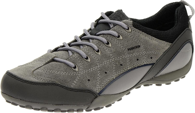 Geox Respira Snake F Sneakers in grau Herrenschuhe: Amazon LldXt