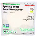 Star Anise Foods, Wrapper Rice Spring Roll, 8 Ounce