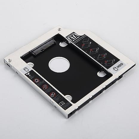 dy-tech 2 nd HDD SSD disco duro Caddy para Samsung QX412 np-sf510 ...