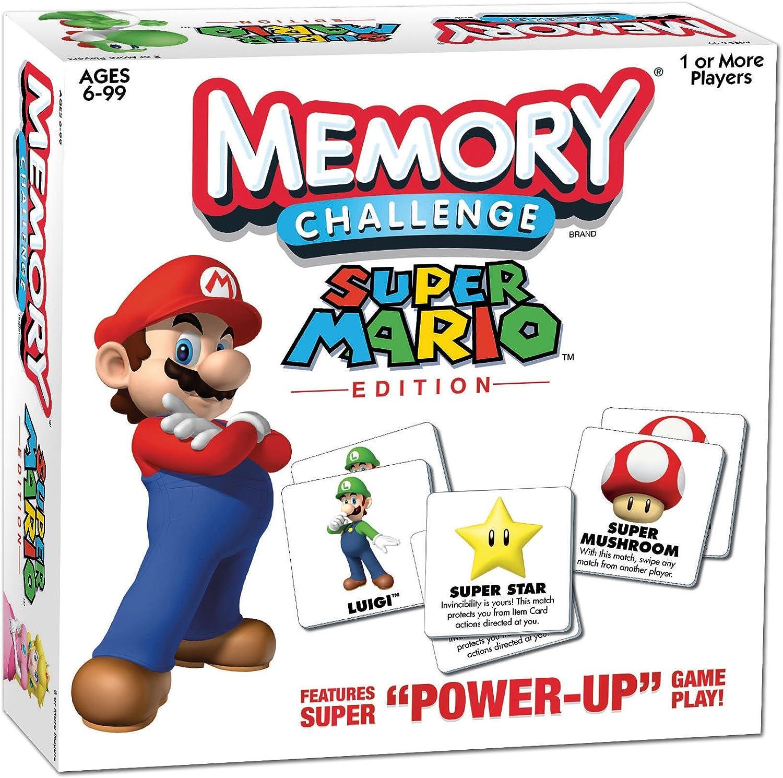 Import Anglais]Super Mario Memory Challenge: Amazon.es: Juguetes y juegos