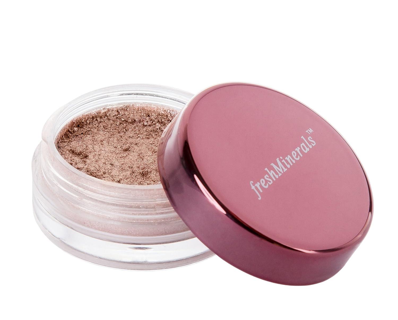FreshMinerals Loose Eyeshadow, Sand, 1.5 Gram