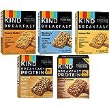 Kind, Breakfast Bars, Variety Packs (5)
