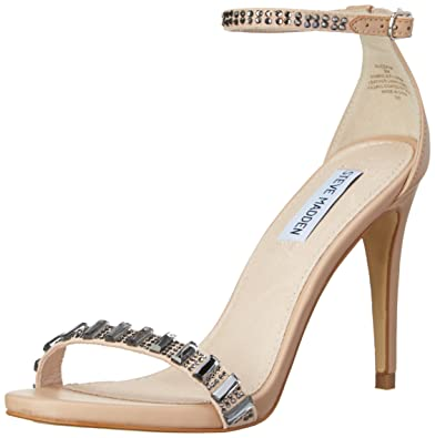 Steve Madden Women's Suzzana Dress Pump, Natural, ...