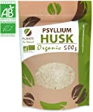 Organic Blond Psyllium Husk - 500g