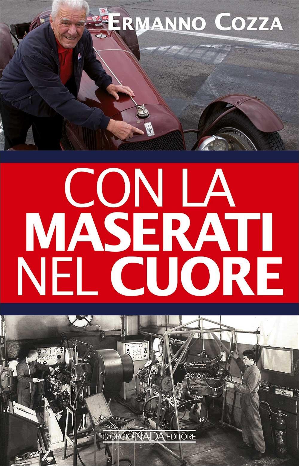 Con la Maserati nel Cuore - di Ermanno Cozza 81GDExnX9tL