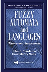 Fuzzy Automata and Languages: Theory and Applications Kindle Edition