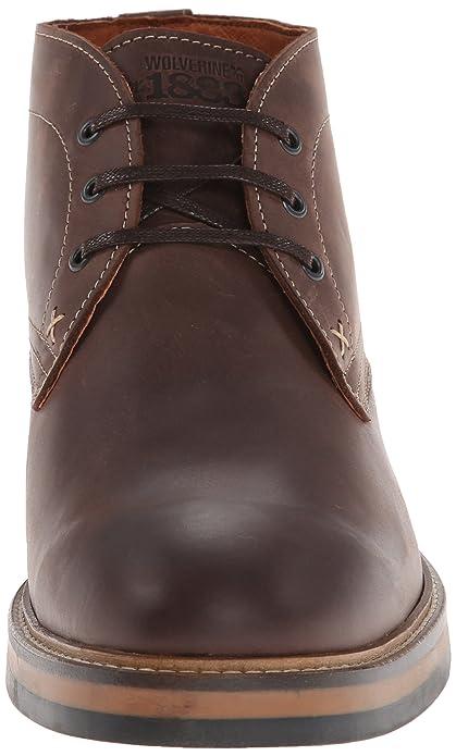 539fe518bf0 Amazon.com | 1883 by Wolverine Men's Francisco Chukka Boot | Chukka