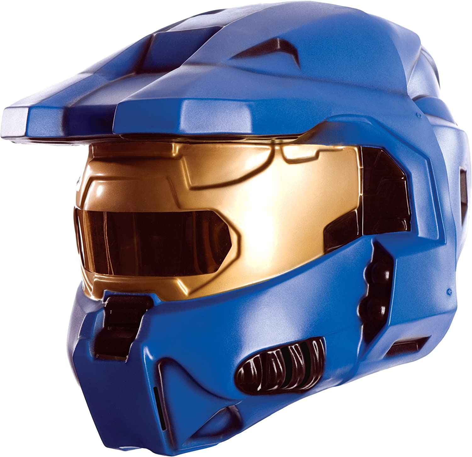 Rubie's Costume Co Halo Universe Adult Spartan 2-Piece Mask